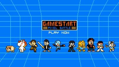 Screenshot from GameStart Pixel Battle