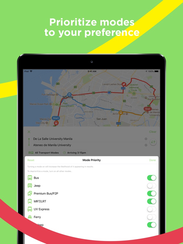 Sakay ph – Commute Directions on the App Store