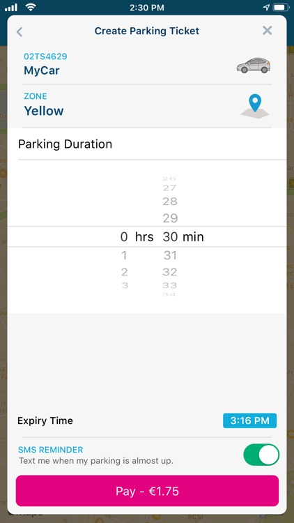 Parking Tag screenshot-2