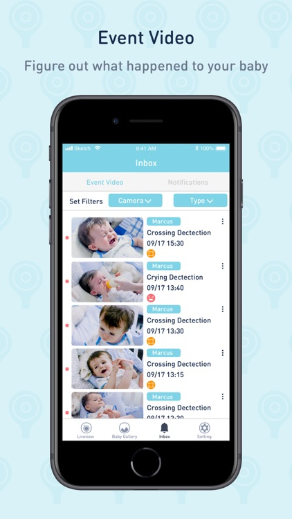 Lollipop- smart baby monitor screenshot-6