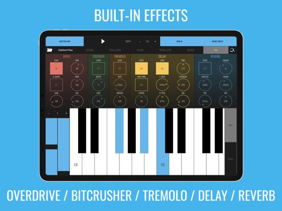 BLEASS Alpha Synthesizer Screenshots