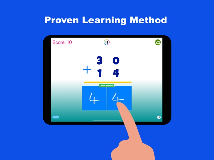 Mental Maths Learning Games