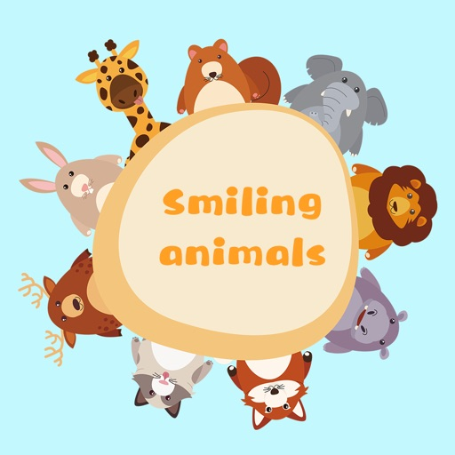H&H Smiling animals