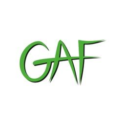 GAF Recyclingkalender