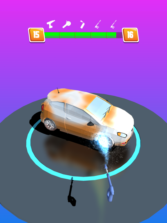 Car Restoration 3D screenshot 20