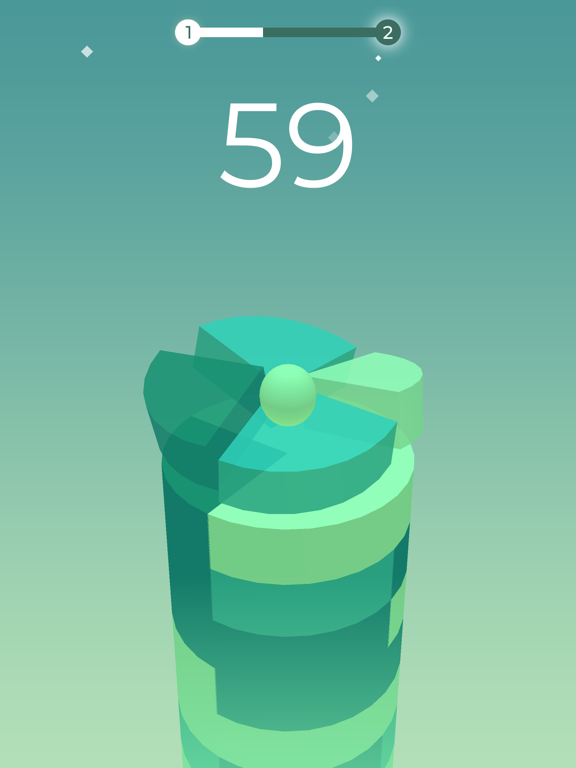 Tower Bouncing Ball screenshot 8