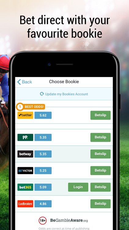 Sports Betting Tips from OLBG screenshot-6