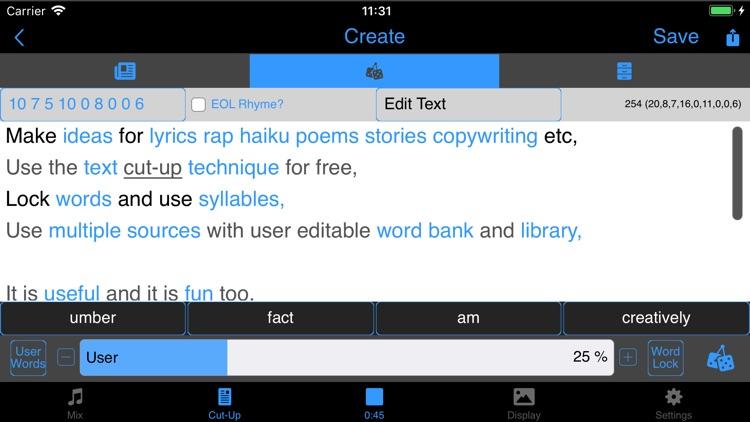 Wotja Pro 19: Generative Music screenshot-7