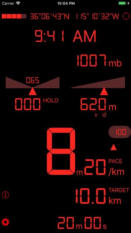 Dashometer
