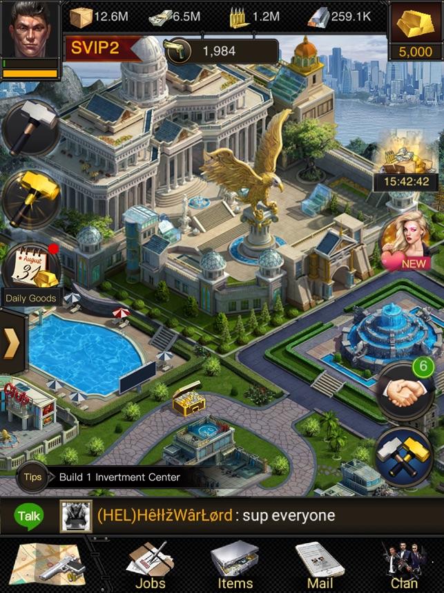 mafia city ads vs gameplay