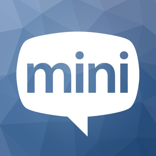 Minichat - videochat, dating Icon