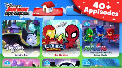 Disney Junior Appisodes app image