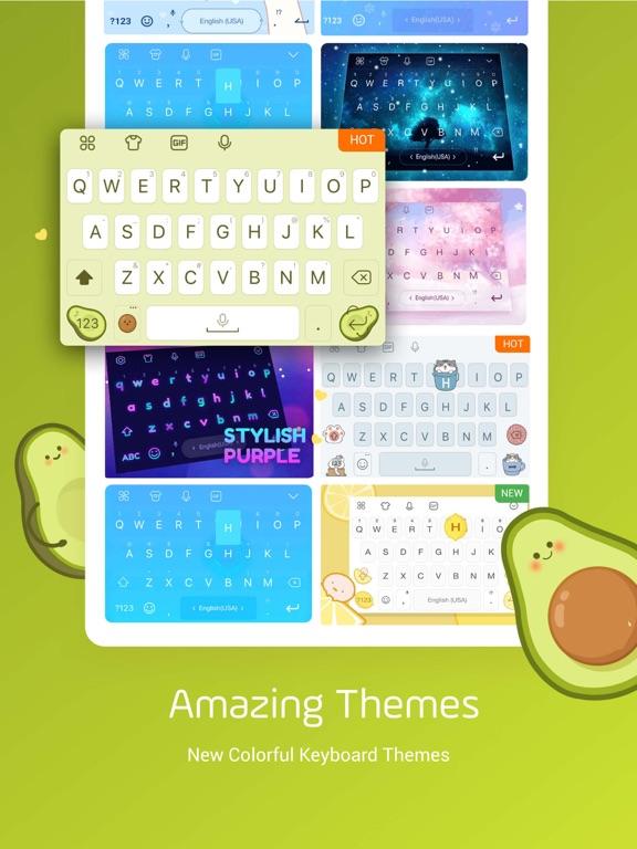 iPad Image of Facemoji Emoji Keyboard