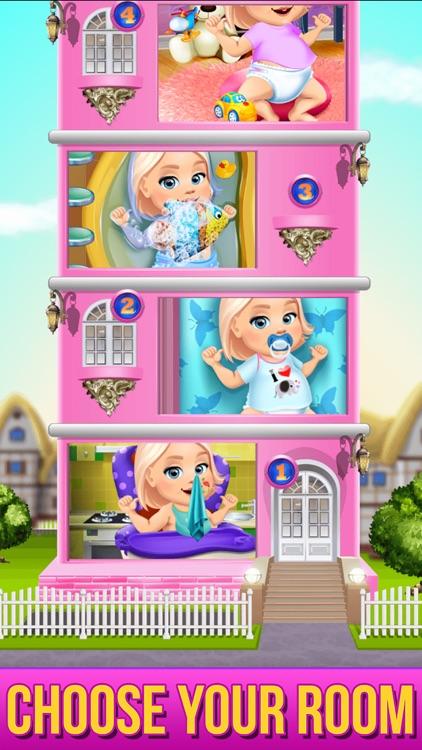 Baby Care Adventure Game screenshot-9