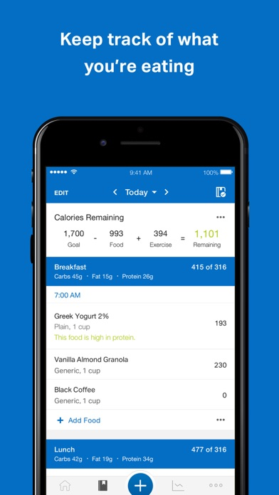 download MyFitnessPal for PC