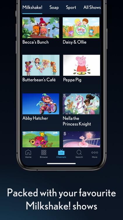 My5 - Channel 5 screenshot-5
