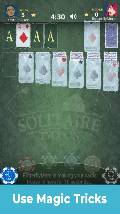 Solitaire Tycoon Card Game screenshot-4