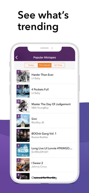 Spinrilla - Mixtapes & Music on the App Store