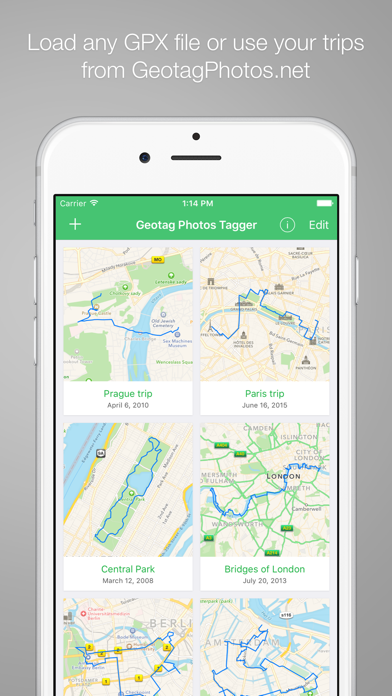 Geotag Photos Tagger (GPX)のおすすめ画像2