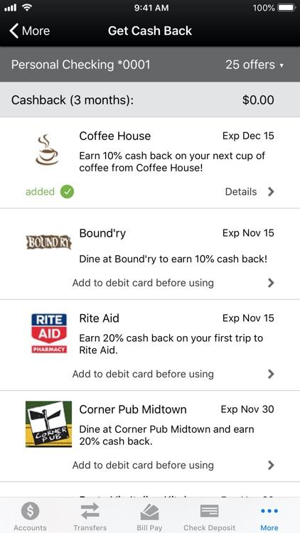 CASE Credit Union Mobile screenshot-6