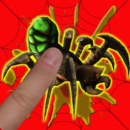 Spiders Smasher: Mutants bugs