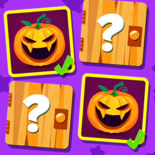 Halloween Monster Match