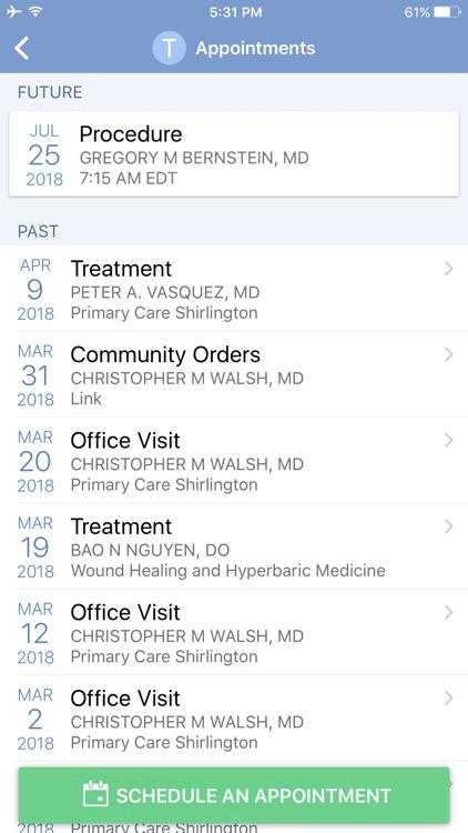MyVHC Patient Portal screenshot-4