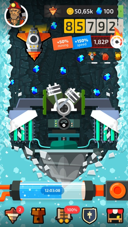Drilla: Idle Digging Game screenshot-5