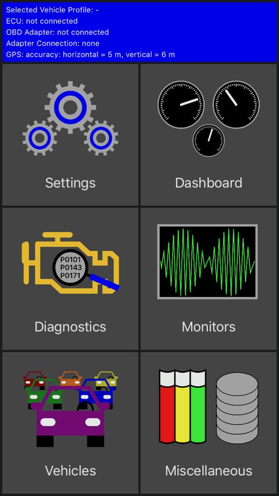 OBD Evolution: Car Diagnostics App for iPhone - Free