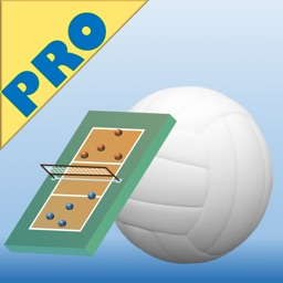 VolleyBall Clip Board Pro