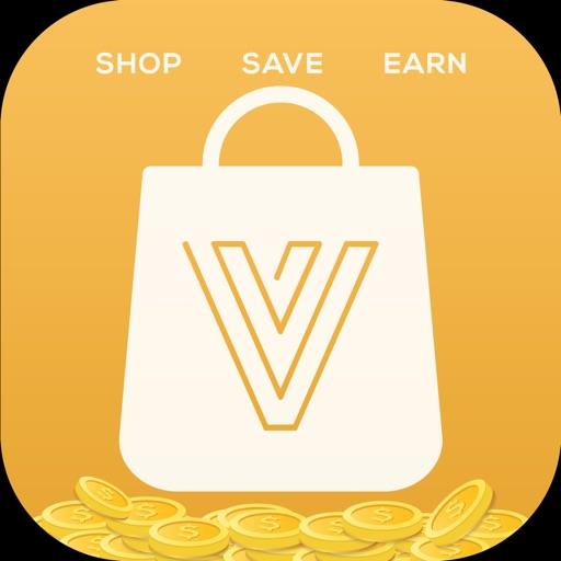 V-MORE: Shop Save Earn
