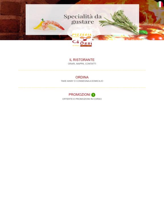 Pizzeria Ca'Ossi screenshot 4