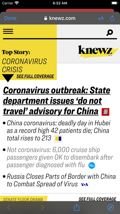 Drudge News Countdown
