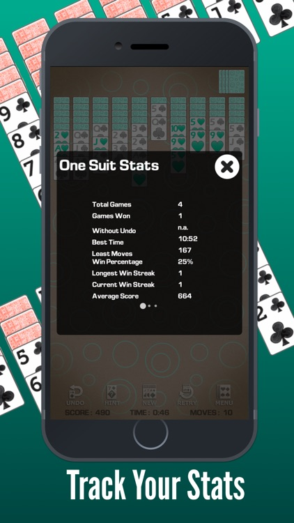 Spider Solitaire Classic ◆ screenshot-3