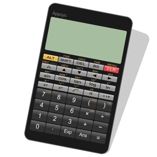 Panecal Научный калькулятор