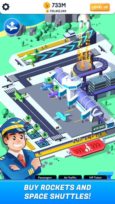 Idle Airport Tycoon screenshot 6