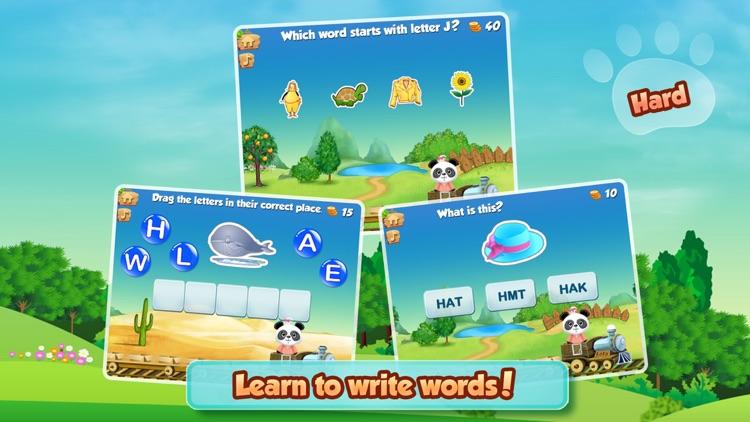 Lola's Alphabet Train ABC Game screenshot-3