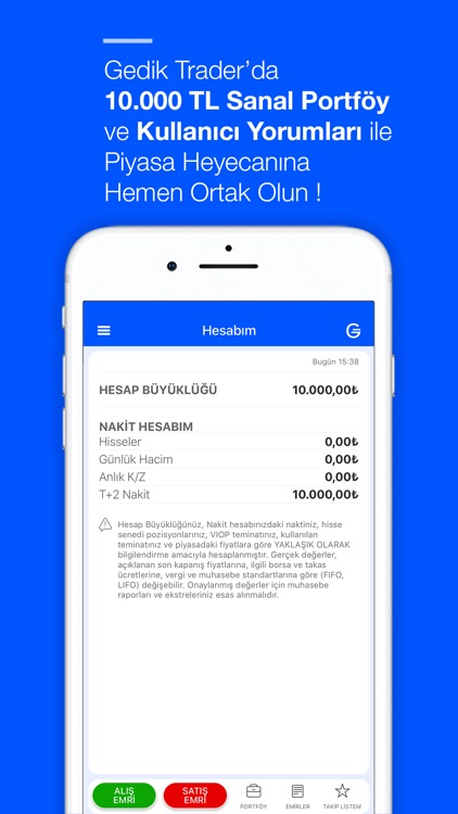 Gedik Trader screenshot-5