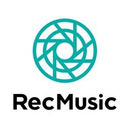 RecMusic - 音楽・ミュージックビデオ配信アプリ