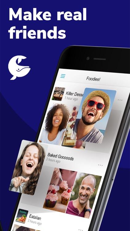 SAY-Group video chat messenger screenshot-5