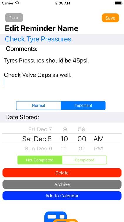 RV Reminder screenshot-4