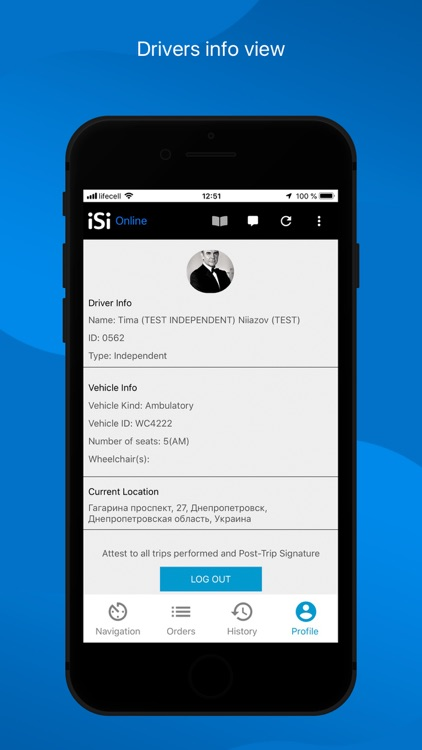 iSi Driver App screenshot-4