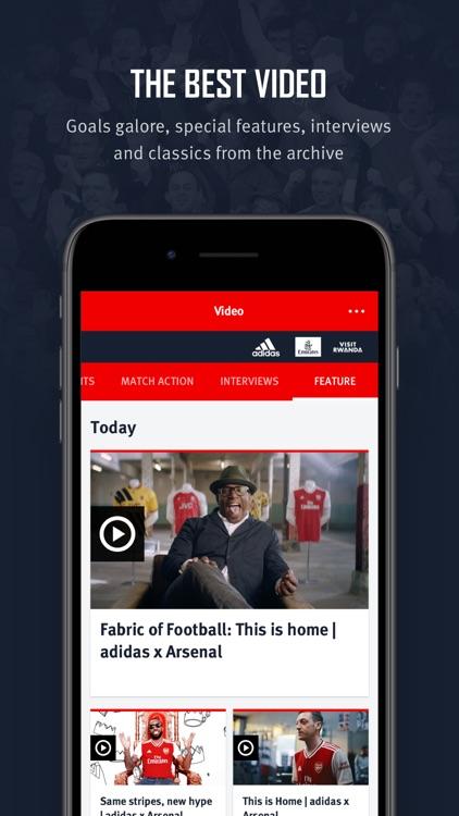 Arsenal Official App screenshot-6