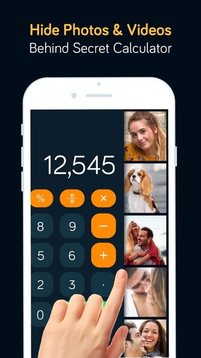 Calculator Photo Locker screenshot 1