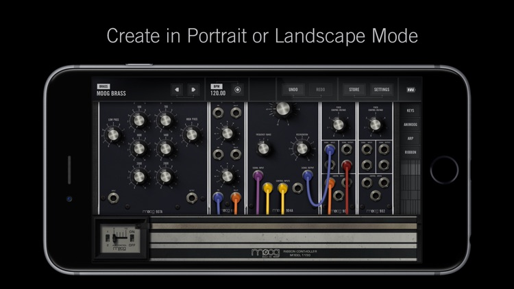 Model 15 Modular Synthesizer screenshot-4