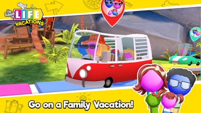 THE GAME OF LIFE Vacations screenshot 2