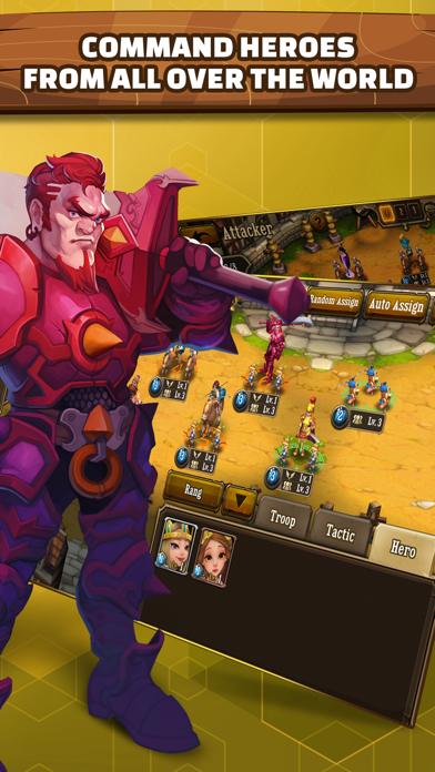 FIRST HERO screenshot 4