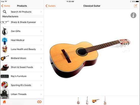 Screenshot #4 pour Handshake: B2B Sales Order App