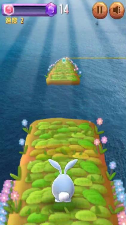 兔兔快跑 - 水上乐园3D跑酷