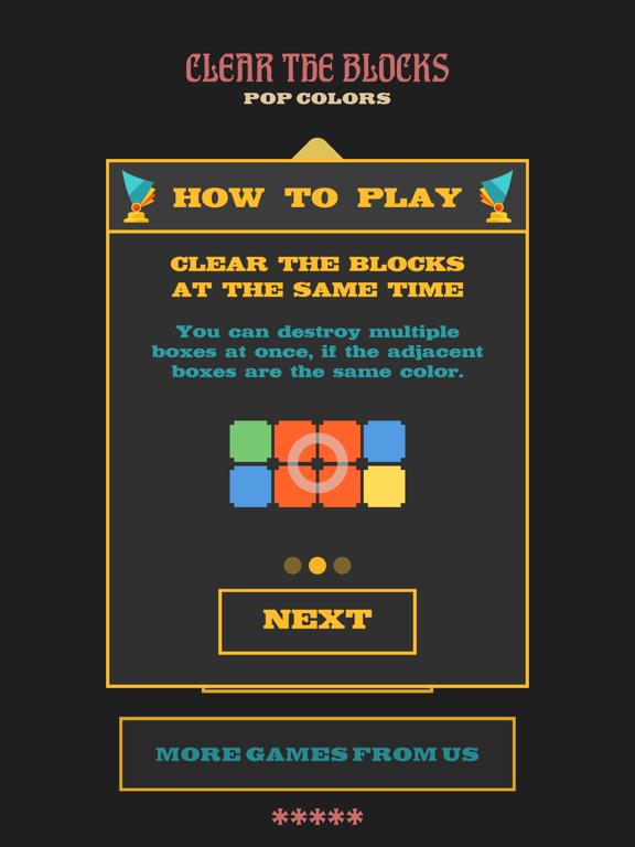 Clear The Blocks, Merge Colors screenshot 10
